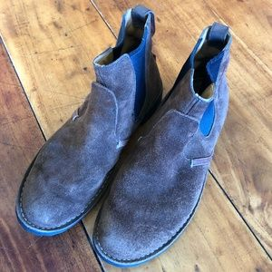 Timberland Earthkeepers Chelsea Suede Boots